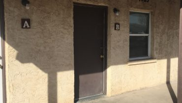 1105 Milton Rd. Apt. #A