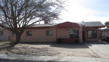 1912 Klein Ave., Las Cruces, NM  88001