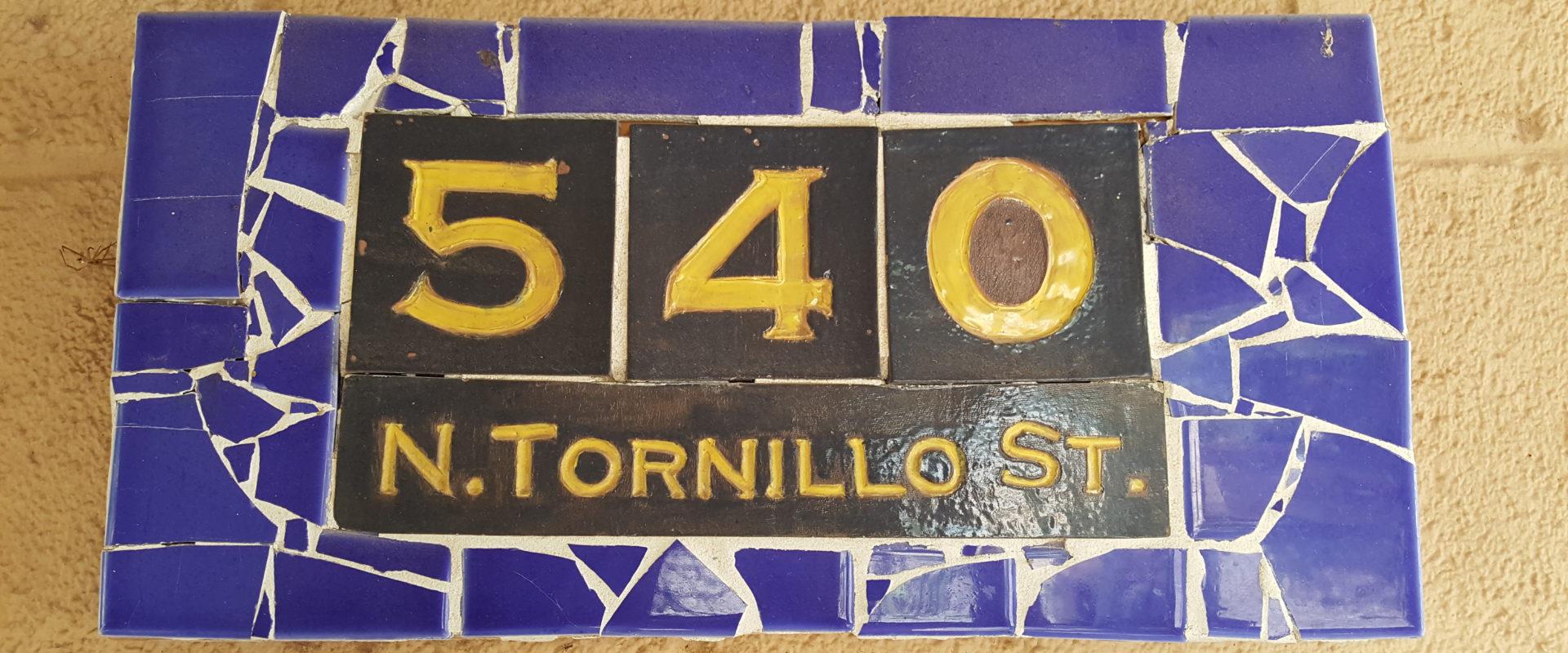 540 N. Tornillo Street