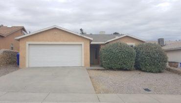 3683 Malachite Ave., Las Cruces, NM  88012