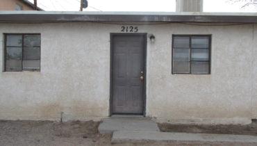 2125 College St., Las Cruces, NM  88001