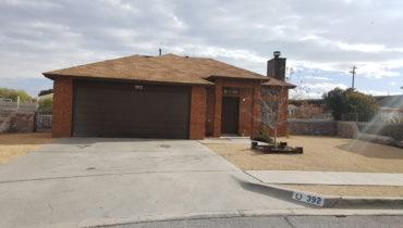 392 Augustus Rd., Las Cruces, NM  88001